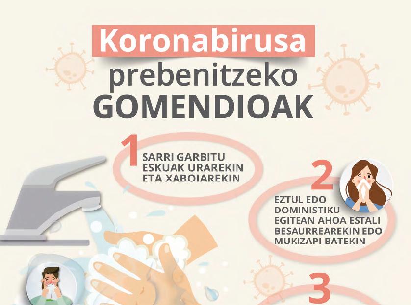 koronabirus-prebentzioa