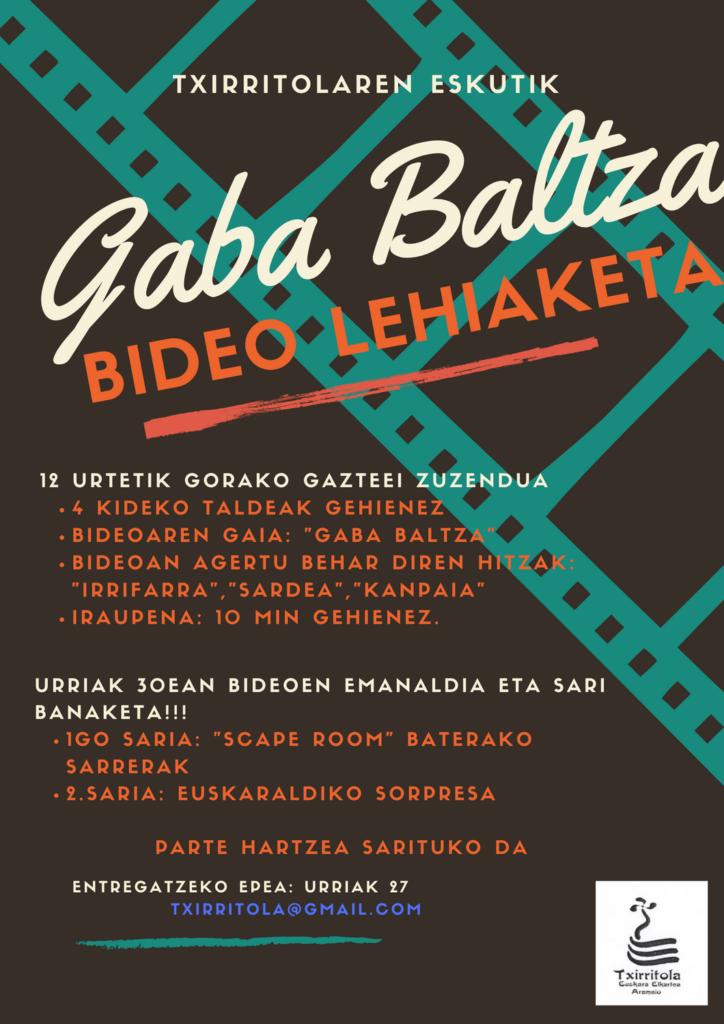 Gaba Baltza
