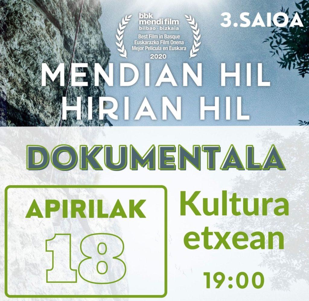 Apirila-Mendian hil